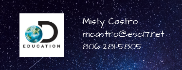 contact info for Misty Castro 806-281-5805